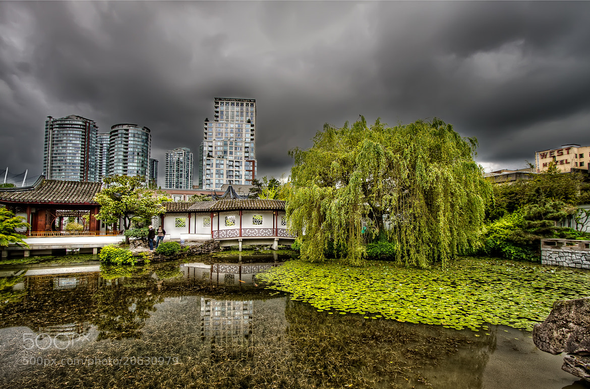 Photograph Dr. Sun Yat-Sen Park by Philippe Brantschen on 500px