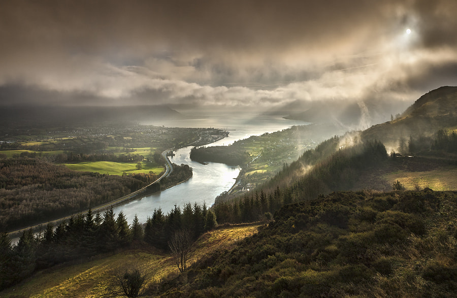 Carlingford Lough View by Gary McParland on 500px.com
