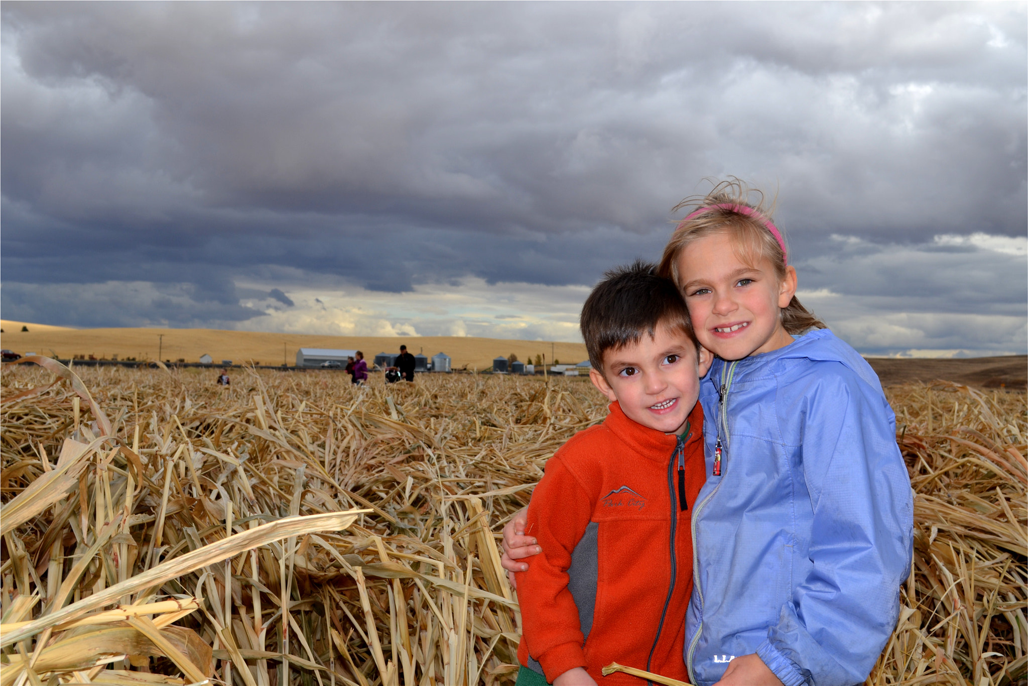 Photograph Happy finish at the Corn Maze by Ken Carper on 500px