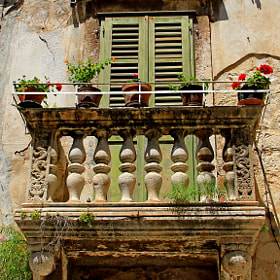 Balcony by Jozsef Vegh (Nachtstern)) on 500px.com