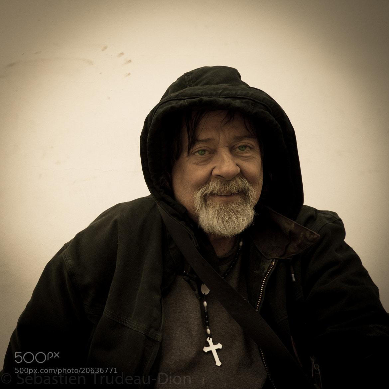Photograph Homeless Ex Fashion Photog by Sébastien Trudeau-Dion on 500px