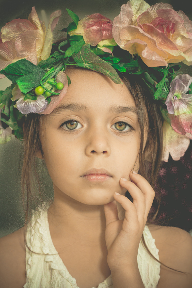 Photograph Flower Child by Christina Witham on 500px