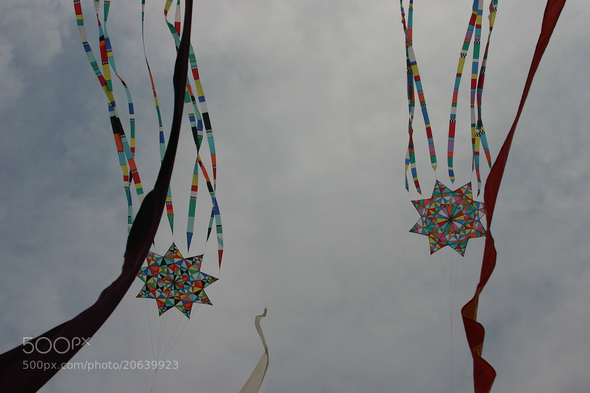 Photograph Kites #02 by Claudio Bozzini on 500px