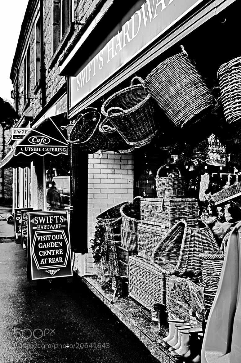 Photograph Anyone for a Wicker Basket? by Daniel Talbot on 500px