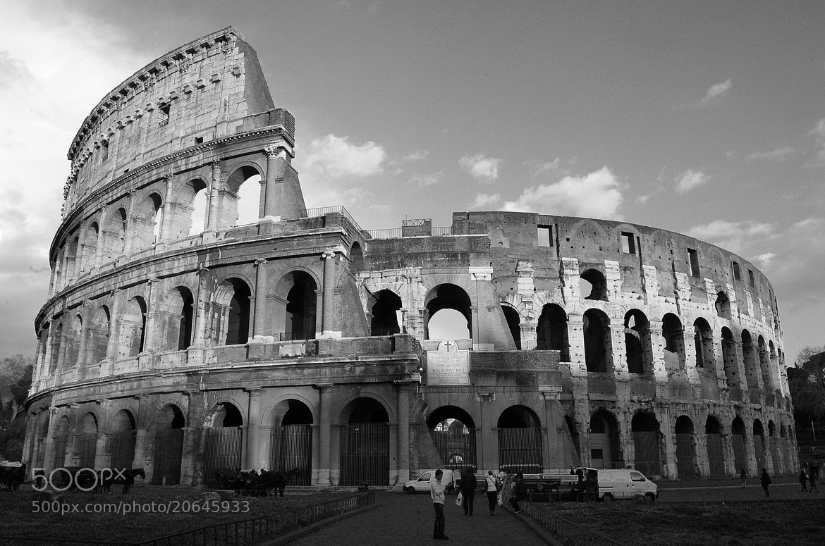 Photograph ©John Torres 2008 | The Colosseo | Rome, Italy by John Torres on 500px