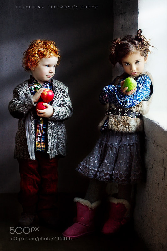 Photograph A story about apples by Katya Efremova on 500px