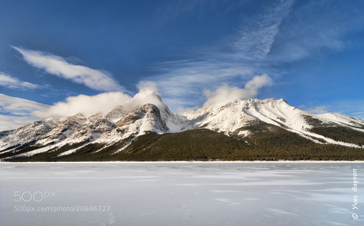 Photograph Just Blue Skies by Yves Gagnon on 500px