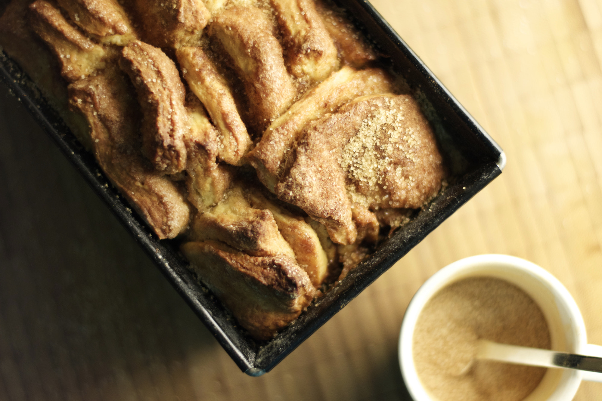 Photograph cinnamon pull apart bread by Angeli Schimmack on 500px