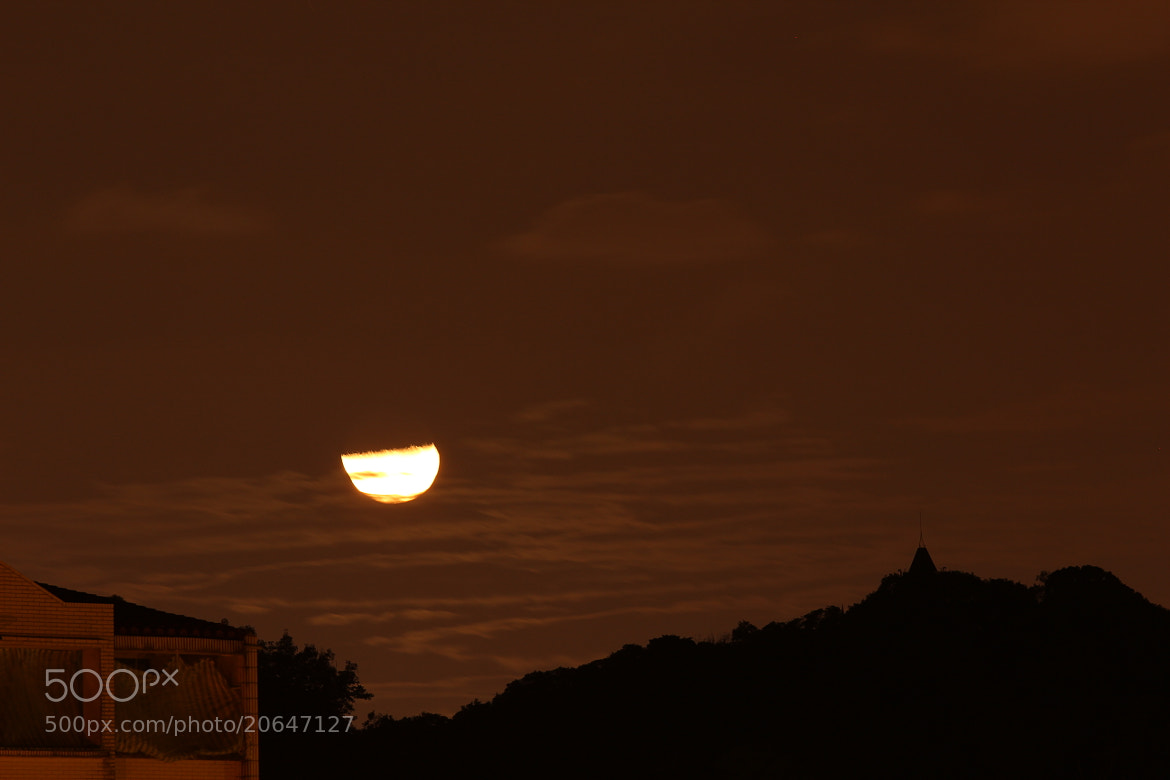 Photograph Smiley Moon by Hugo Chen on 500px