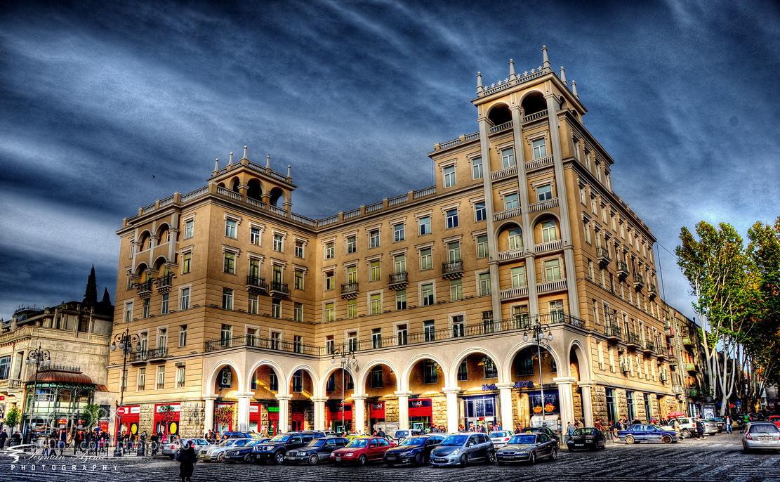 Photograph Tbilisi 4 by Peyman Az on 500px