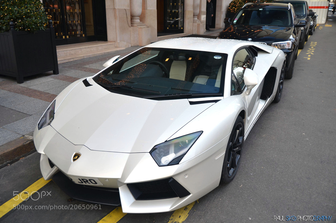Photograph Lamborghini Aventador by Paul SKG Photography on 500px