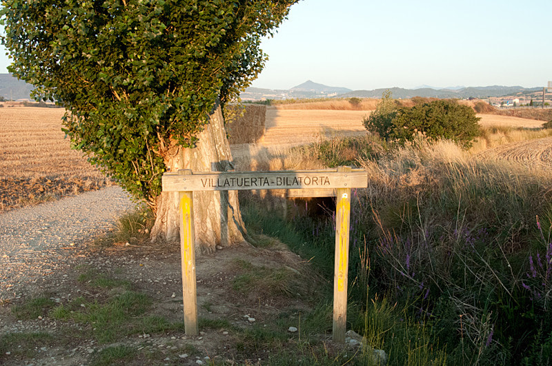 Photograph The Way to Santiago 2012 ( Lorca - VillaMayor de Monjardín ) by Juan Dorado on 500px