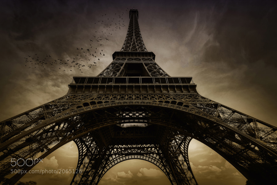 Photograph La torre Eiffel by Ariasgonzalo . on 500px