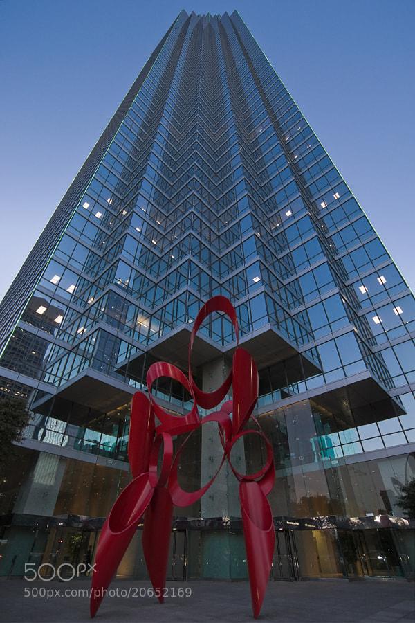 Image taken in Downtown Dallas