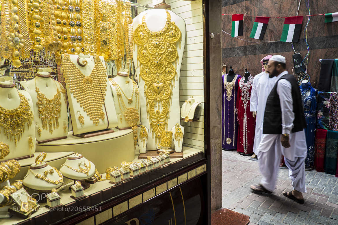 Photograph Dubai Gold Souk by Rodrigo Kristensen on 500px