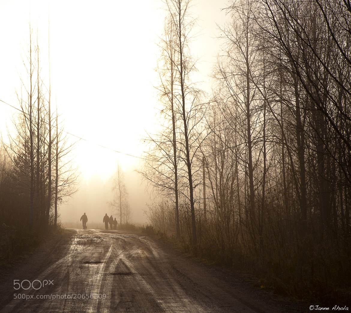 Photograph Family walk (version 2) by Jne Valokuvaus / Janne Ahola on 500px