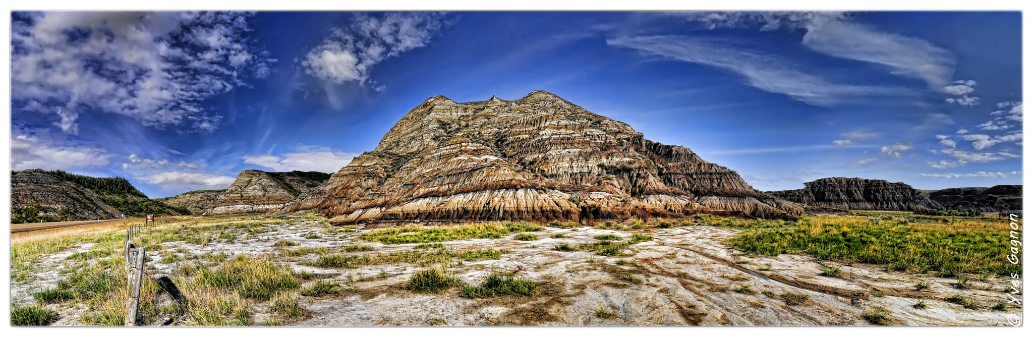 Photograph The Badlands  by Yves Gagnon on 500px