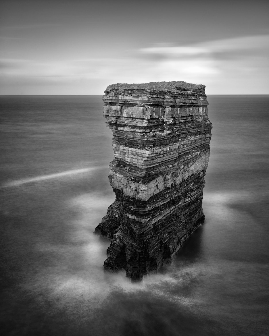 Photograph Dun Briste by Javier Leite on 500px