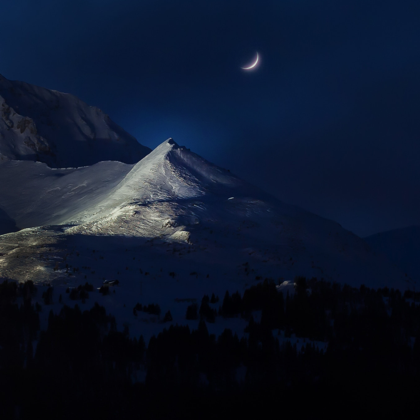 Photograph A Night In White Satin by  bildbrand.com on 500px