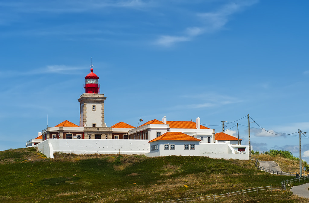 Photograph Farol do Cabo da Roca by Jorge Orfão on 500px