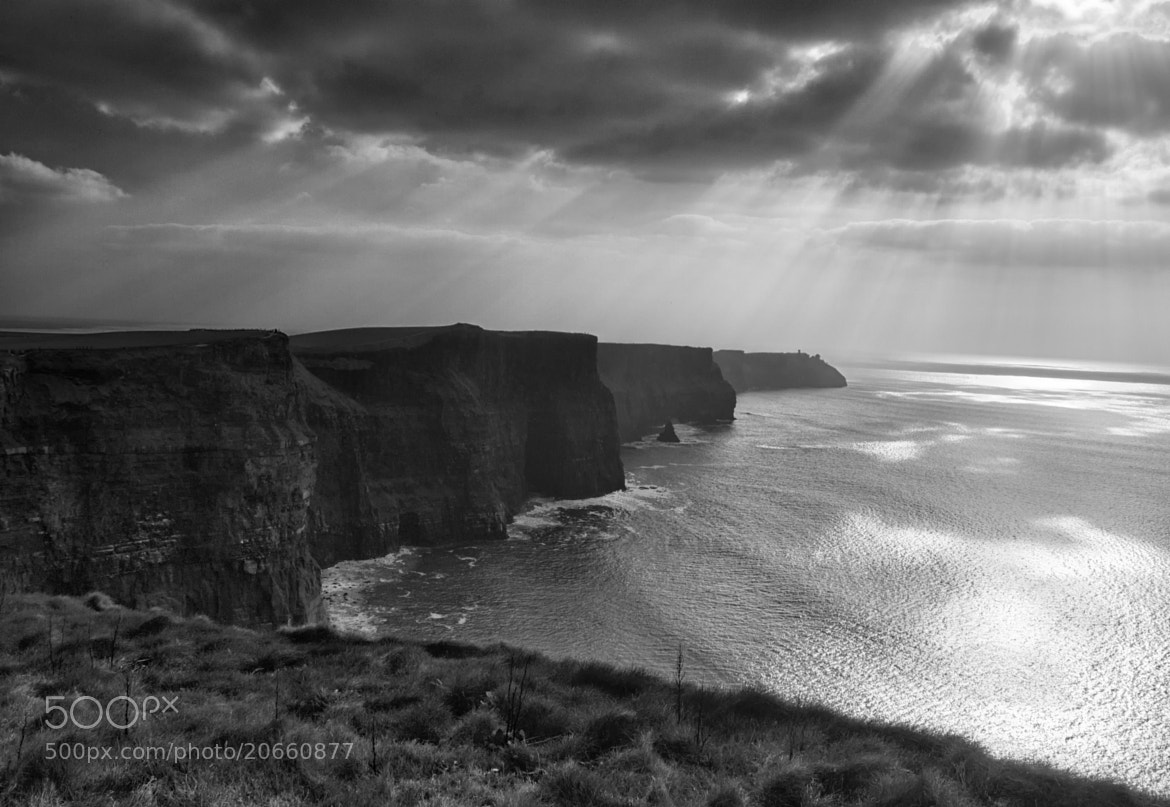 Photograph Cliffs of Moher by Fiacre Müller on 500px