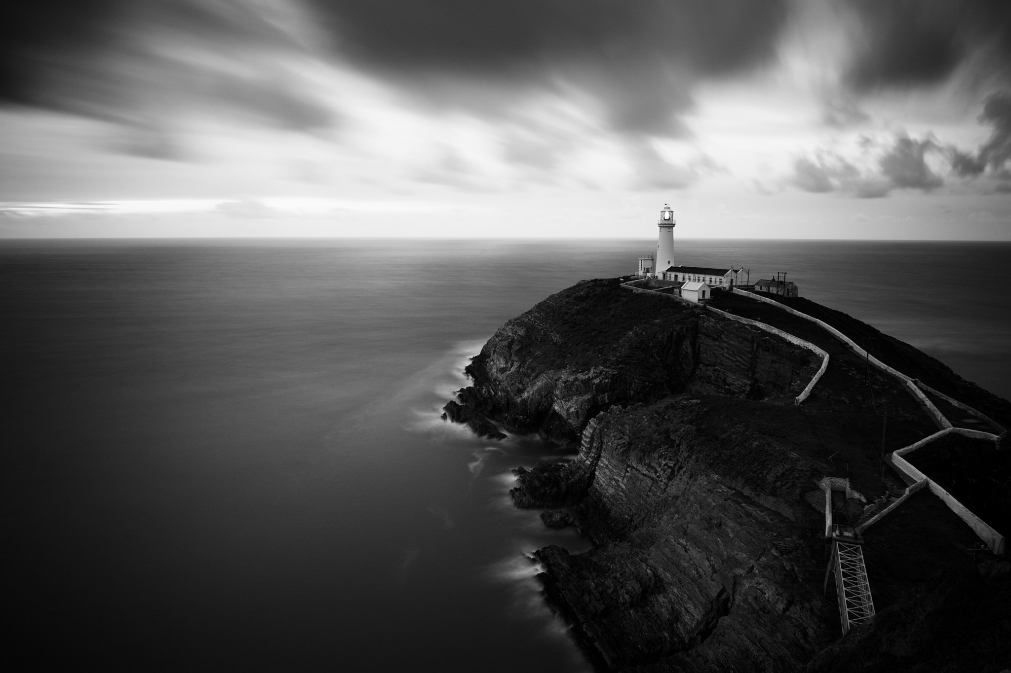 Photograph South Stack by Fiacre Müller on 500px