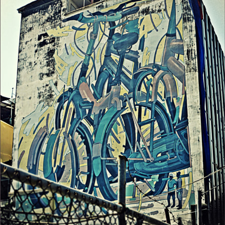 Bicycles and Bangkok through the eyes of a Farang.