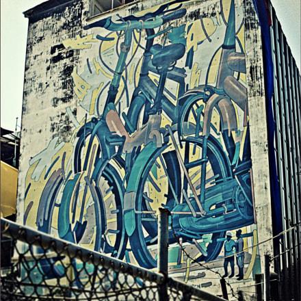 Bicycles and Bangkok through the eyes of a Farang.
