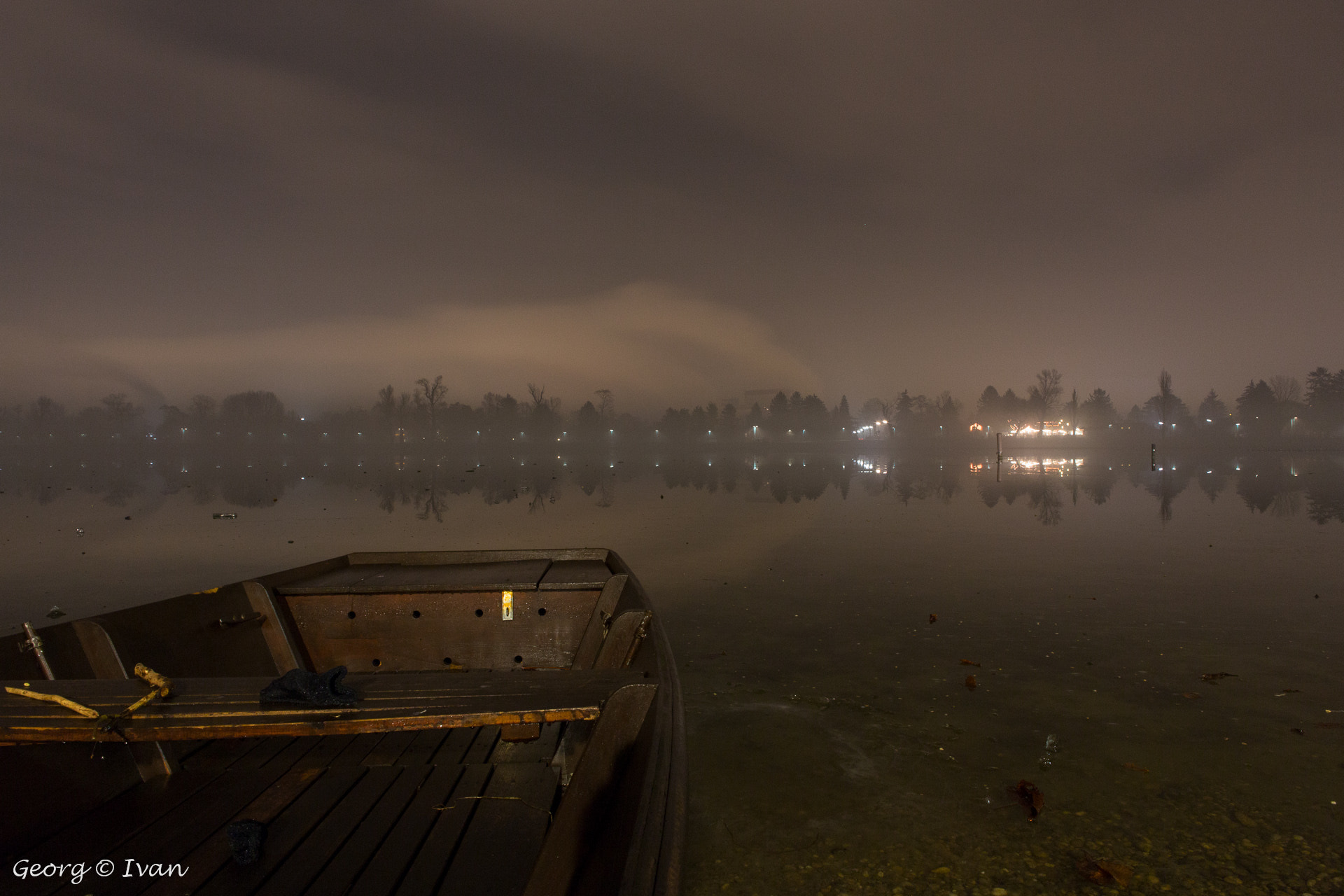 Photograph Fog on the old Danube I by Georg Ivan on 500px