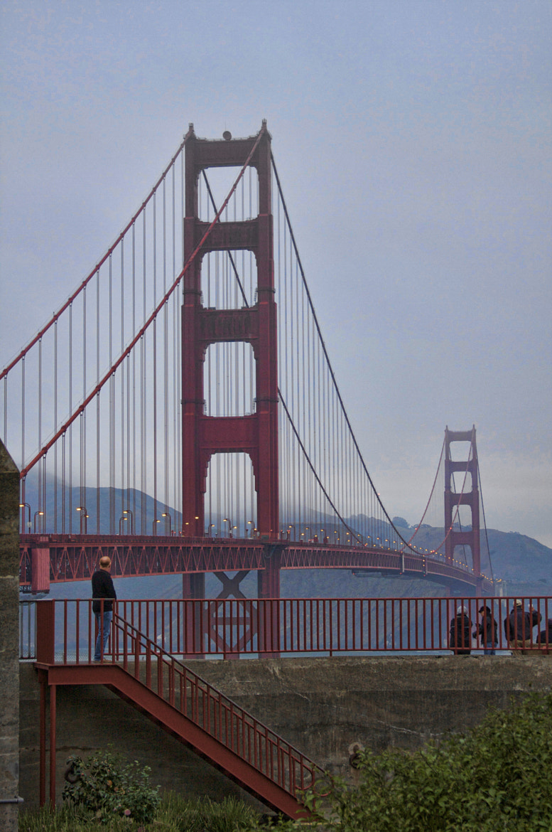 Photograph Golden Gate by Eric Danley on 500px