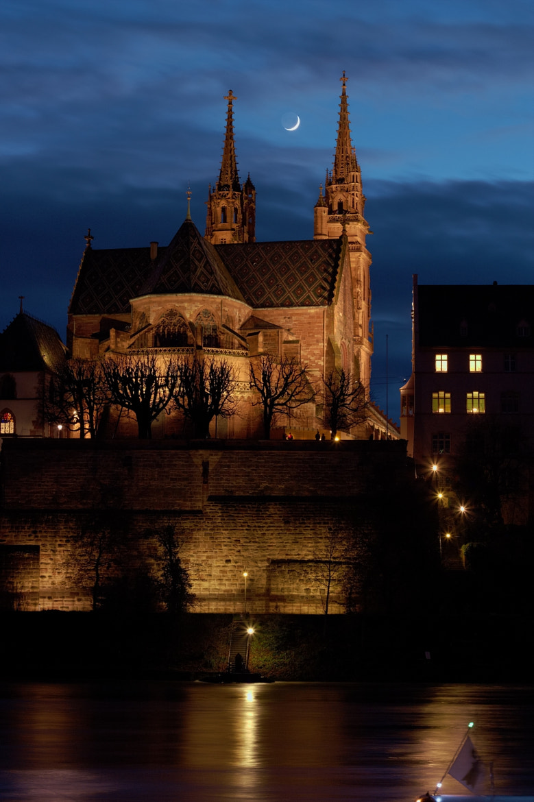Photograph Basel Muenster by Pascal Thalmann on 500px