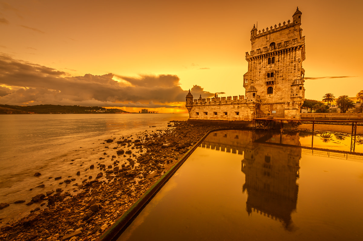 Photograph The Golden Tower by Nuno Trindade on 500px