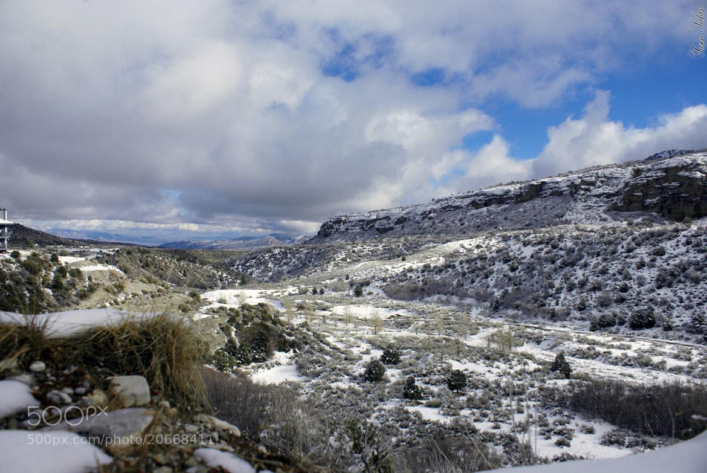 Photograph snow vs. sun by Y Sahin on 500px