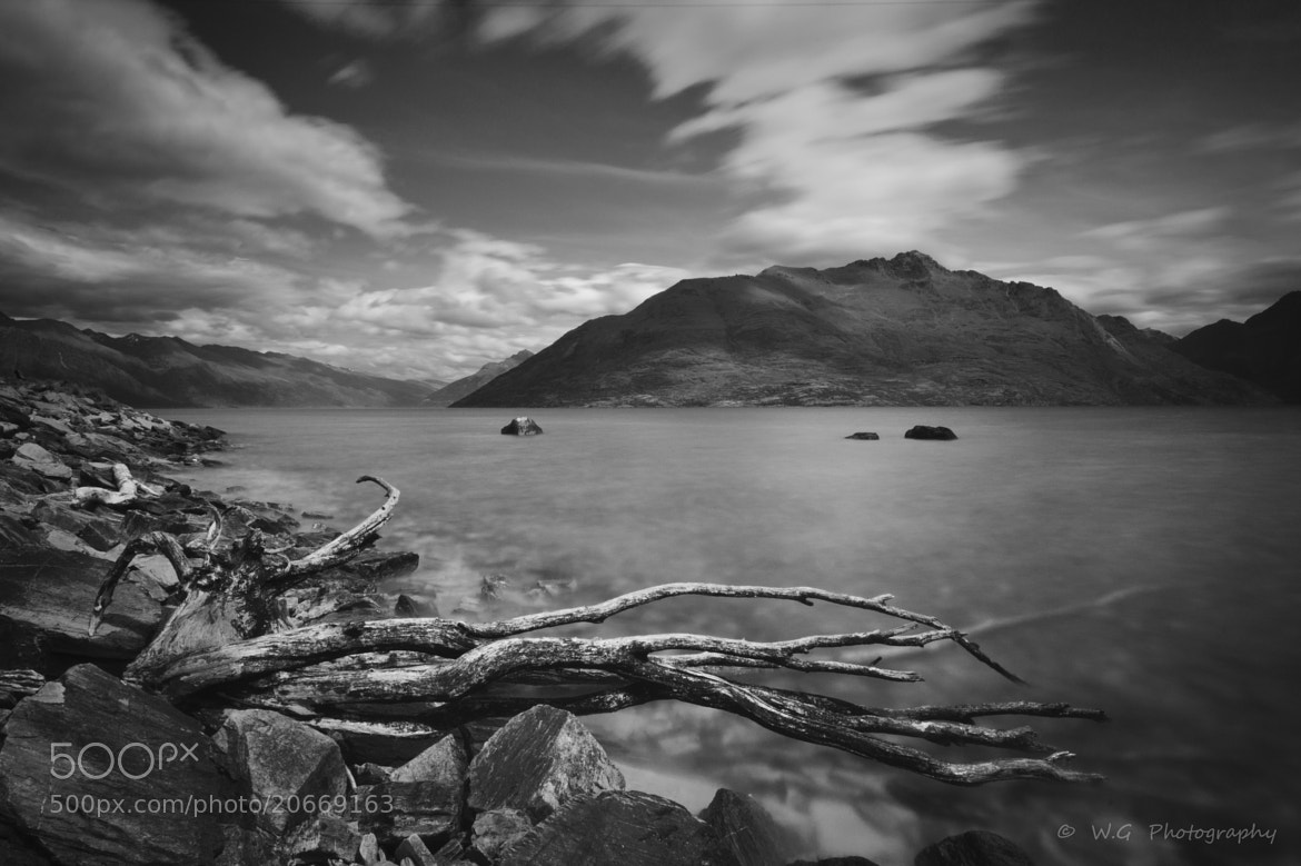Photograph Wakatipu by Guillaume Weber on 500px