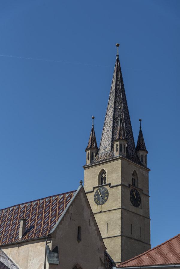 Holy Trinity Church, Sibiu, Romania