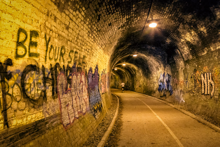 Easter Hailes Tunnel