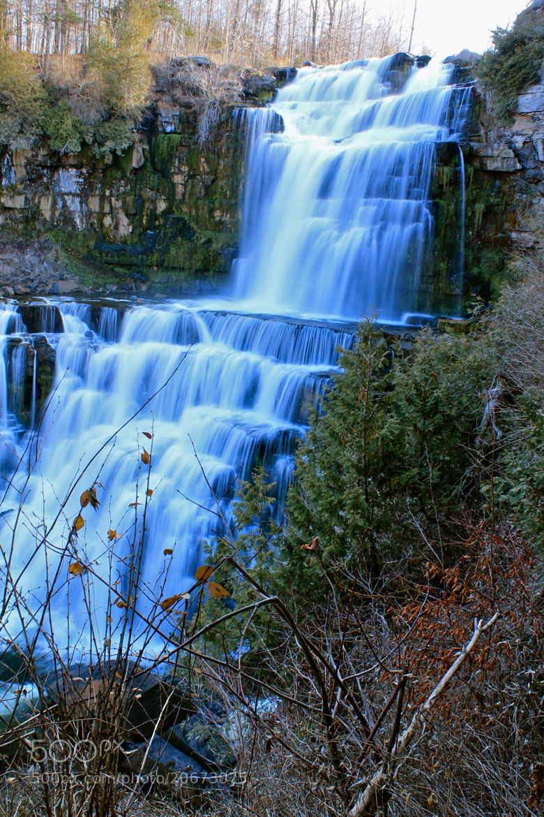 Photograph Chittenango Falls by Evan Williams on 500px