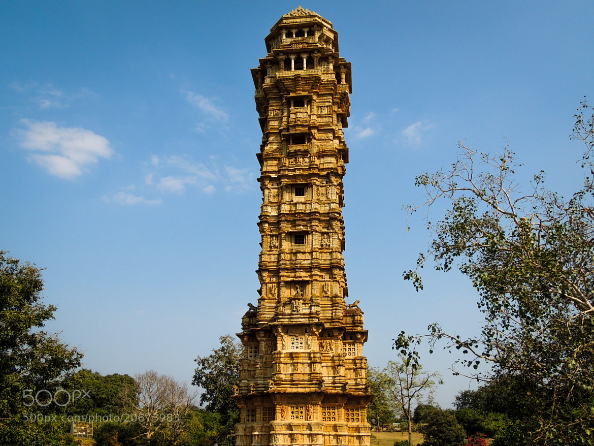 Photograph Victory Tower. by Gaurav Verma on 500px