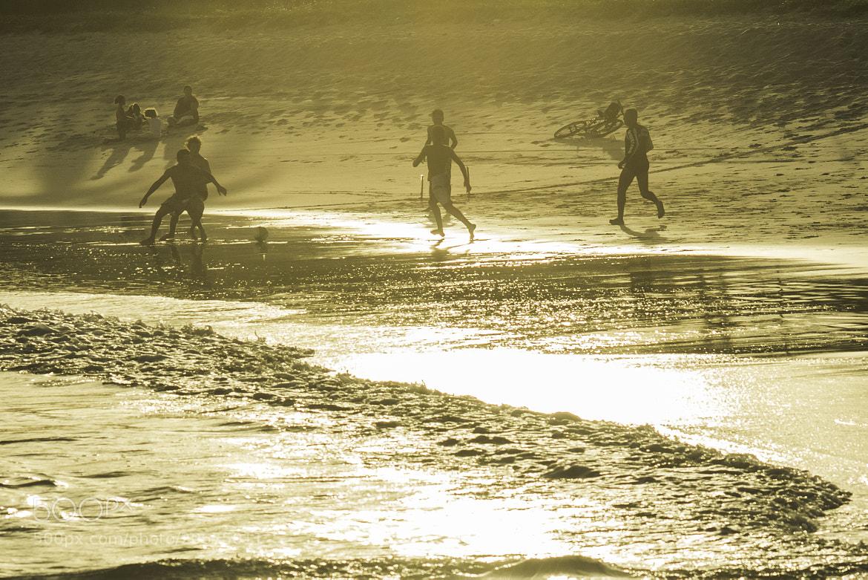 Photograph Tradicional futebol em praia by Novais Almeida on 500px