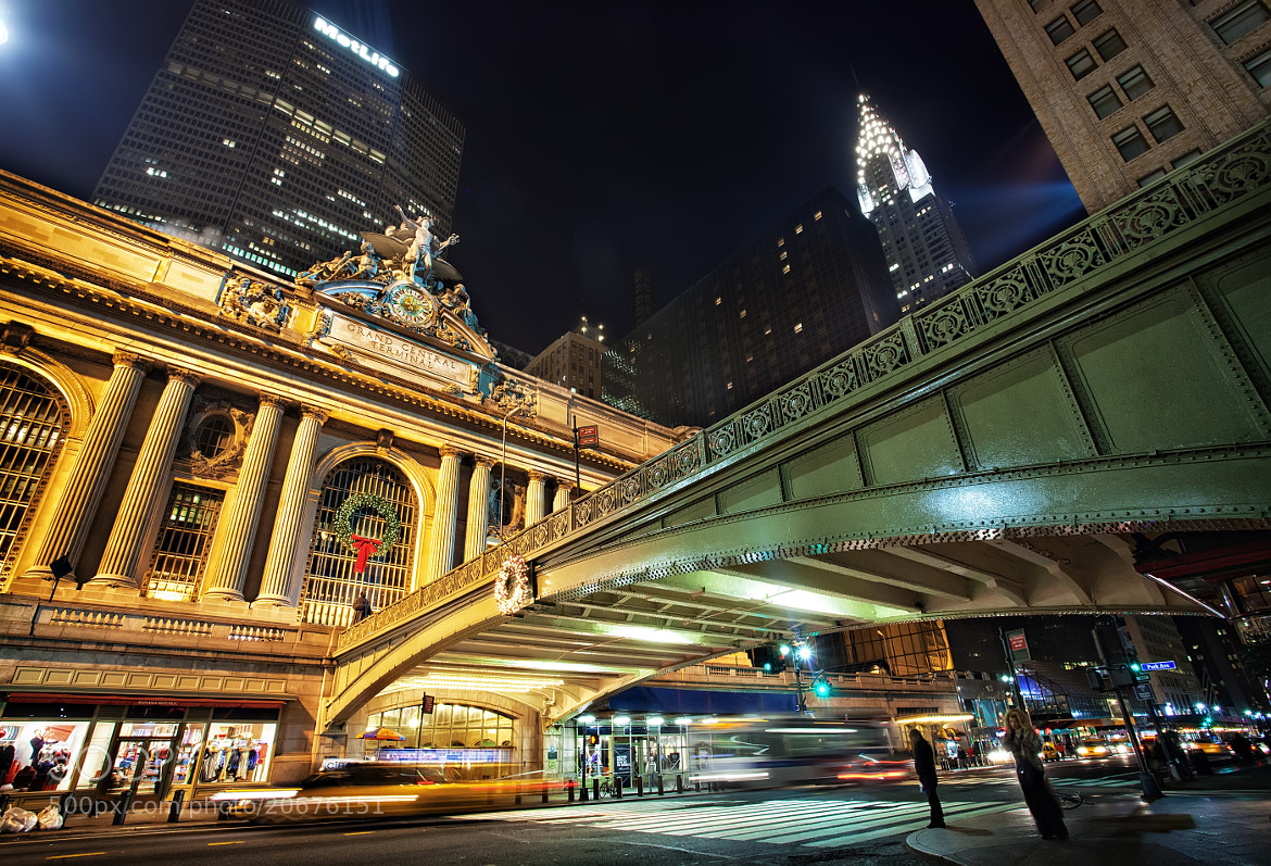 Photograph Grand Central Station - NYC by Marc Perrella on 500px