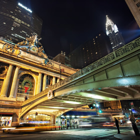 Grand Central Station - NYC by Marc Perrella (marcperrella)) on 500px.com