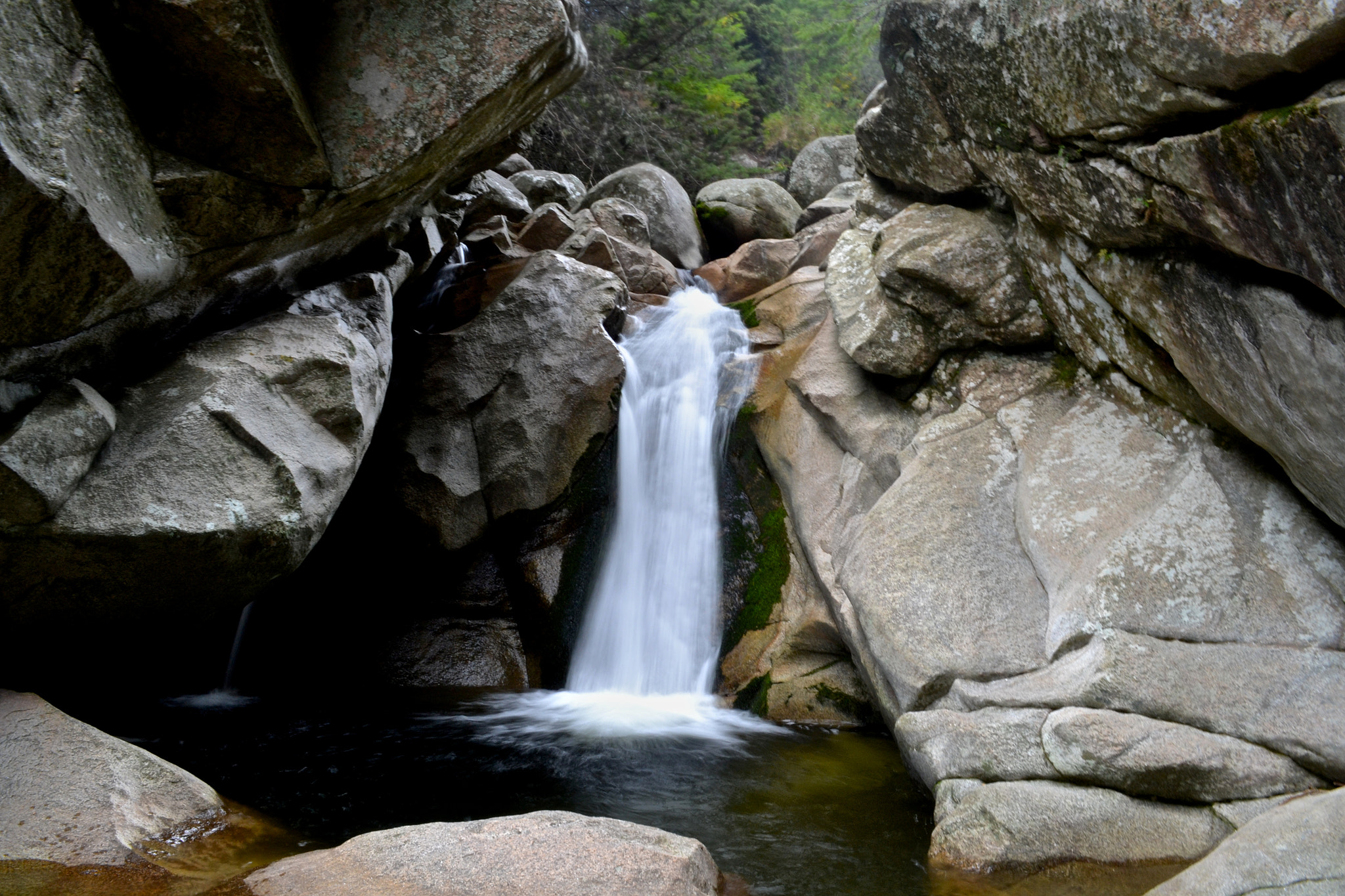 Photograph That small fall by Jose  Ferreyra on 500px