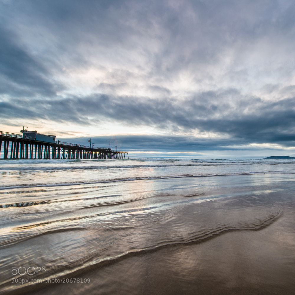 Photograph Pismo Pier by David Lalush on 500px