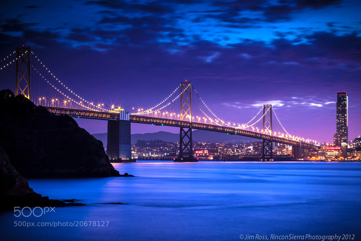 Photograph The Bay Bridge!!! (GND Filter) by Jim Ross on 500px