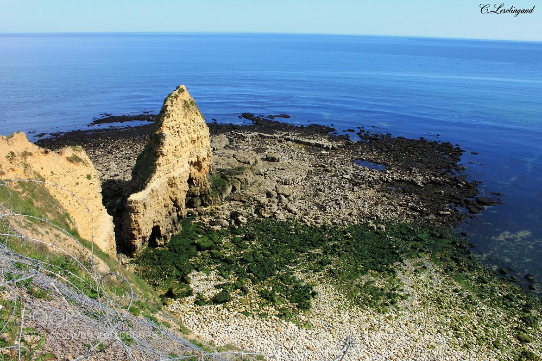 Photograph La pointe du Hoc en Normandie by corinne Lesclingand on 500px