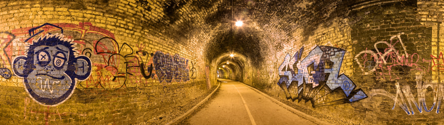 Tunnel Panorama