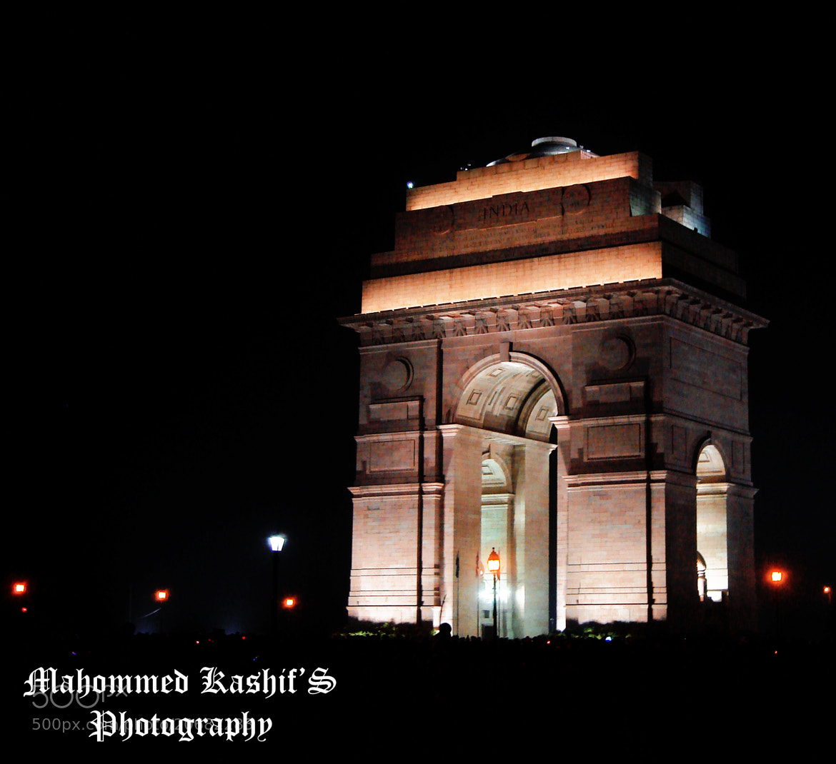 Photograph India Gate by Mahommed kashif on 500px