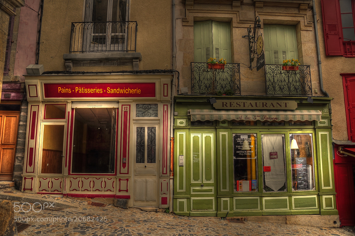 Photograph Pains&Restaurant by János Kovács on 500px