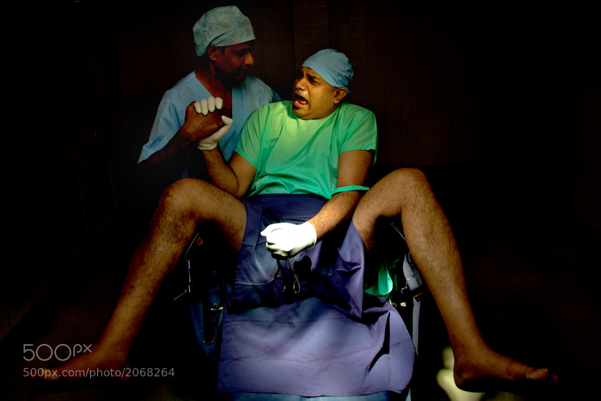 Photograph A Broken Leg Gynae  by shuhada hasim on 500px