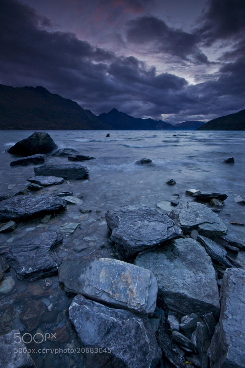 Photograph Wakatipu sunset by Guillaume Weber on 500px